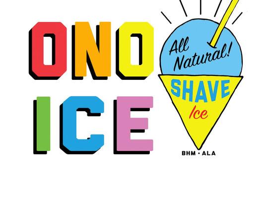 Ono Ice Is serving sweet treats Sunday at the Flea!