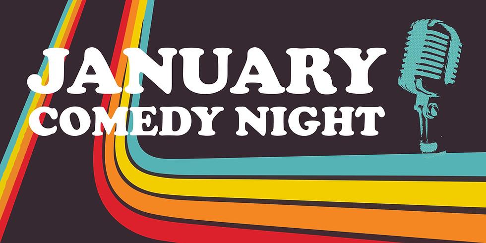 Comedy Night at Ferus