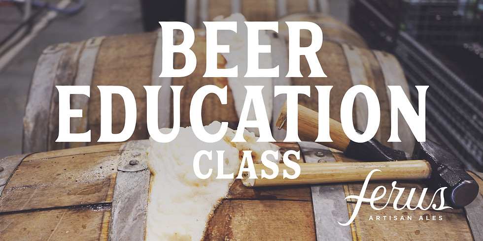 Beer Education Class