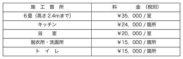 無光触媒料金表(室内).png
