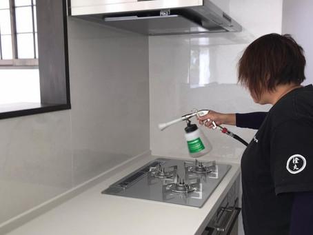 新築住宅 抗菌コーティング