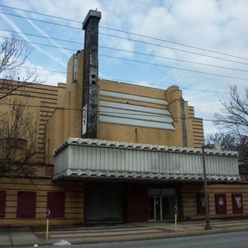 Ambassador Theater Revitalized