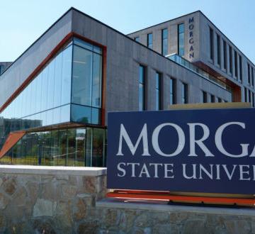 Morgan State Receives Huge Grant