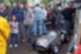 Locomóvil MB W196 replica at Autoclásica Classic Car Show