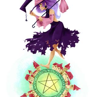 Vagabond witch