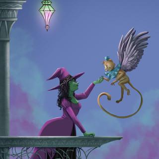 Wizard of Oz - Wicked witch