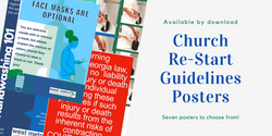 Updated Church Re-Start Guidelines Poste