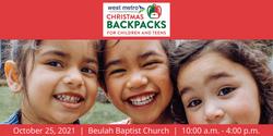 Web Banner Christmas Backpacks