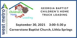 2021 Children's Home Truck Loading