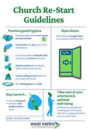REVISED Church Guidelines Coronavirus Po