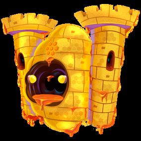 Castelo Abelhas