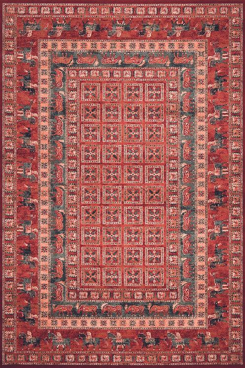 Royal Heritage Aztec Rug