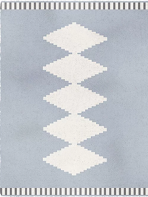 Alaska Diamond Rug