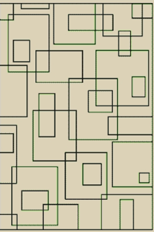 Viva Squares Rug