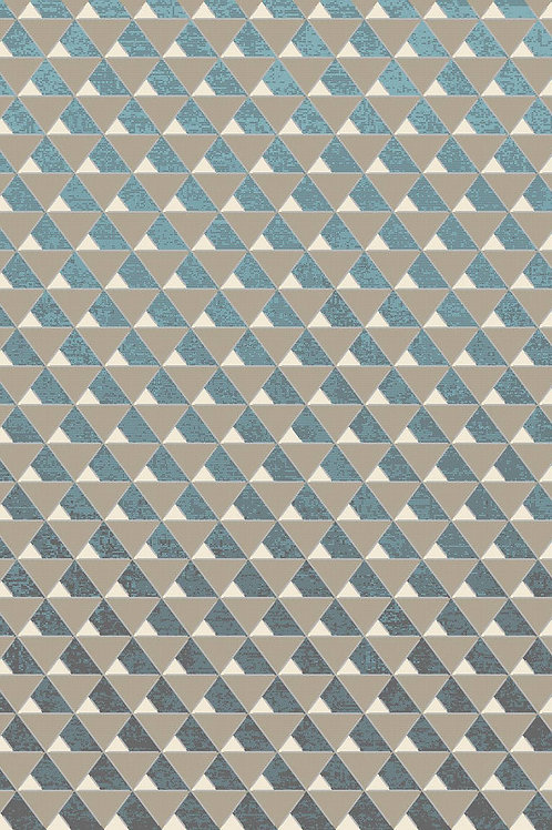 Erode Geometric Rug