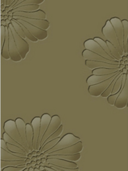 Dimensions Olive Green Rug