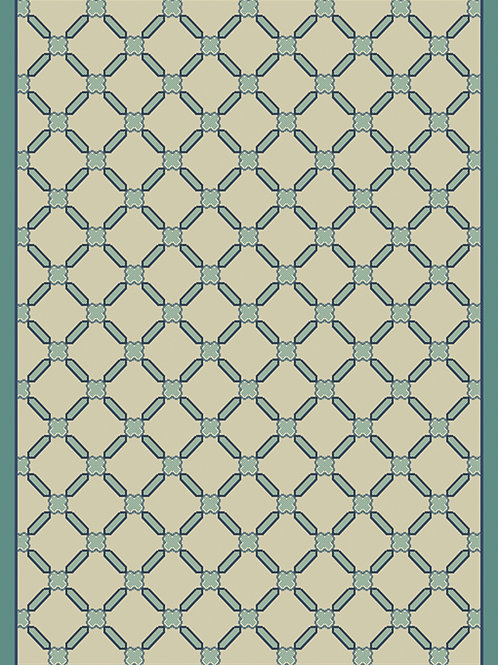 Mosaic Marrakesh Rug