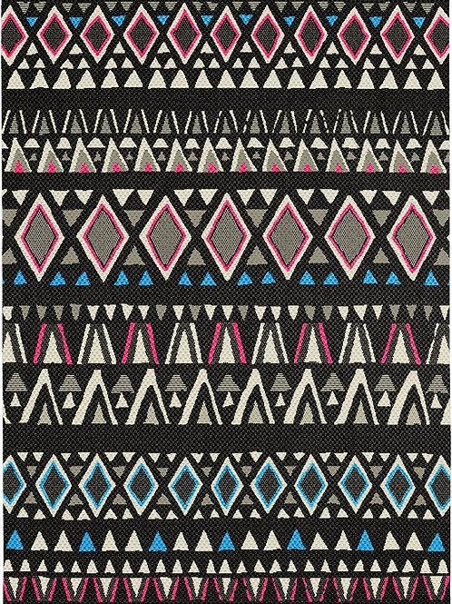 Vivid Tribal Rug