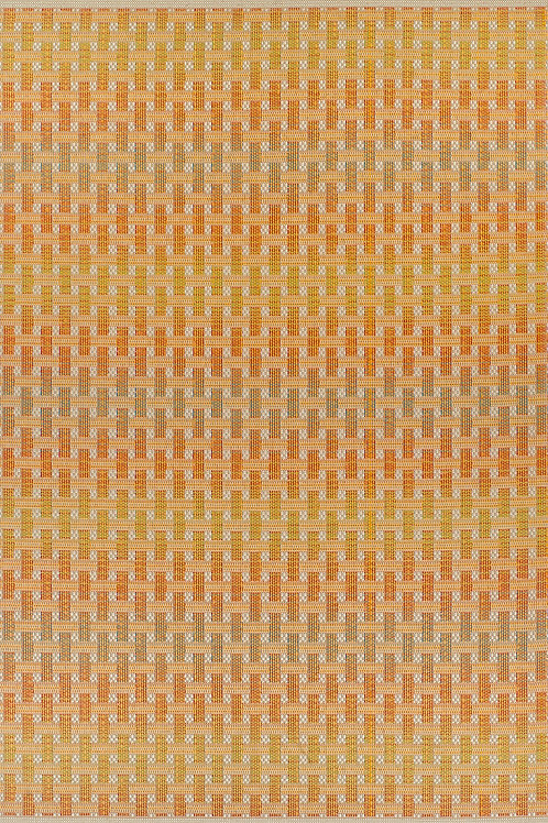 Scope Orange Rug