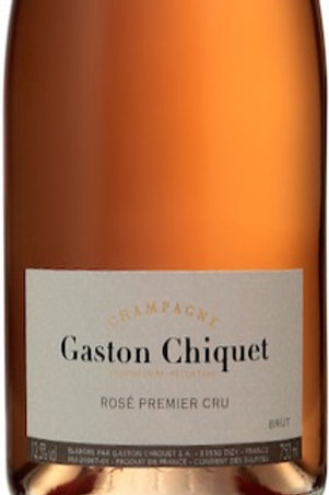Gaston Chiquet, Champagne Rose, NV