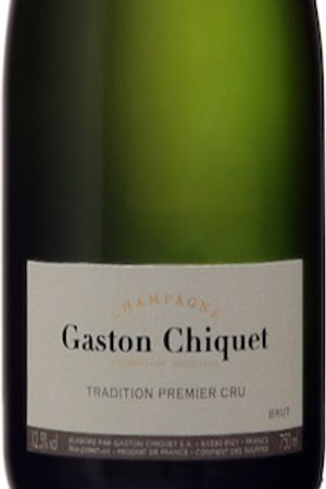 Gaston Chiquet, Champagne Tradition, NV