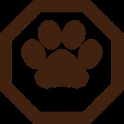 にゃんぶ藩士ロゴ 8角形.png