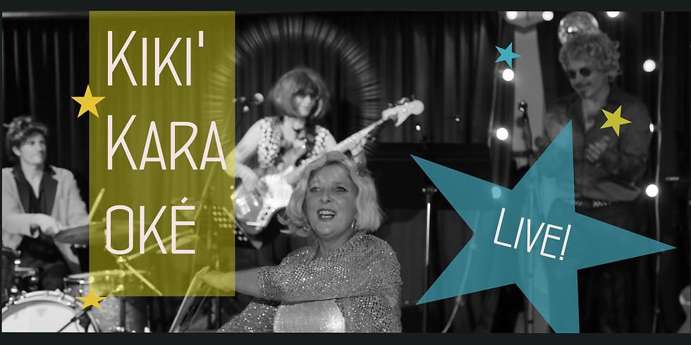 #karaoké : kiki'karaoké live