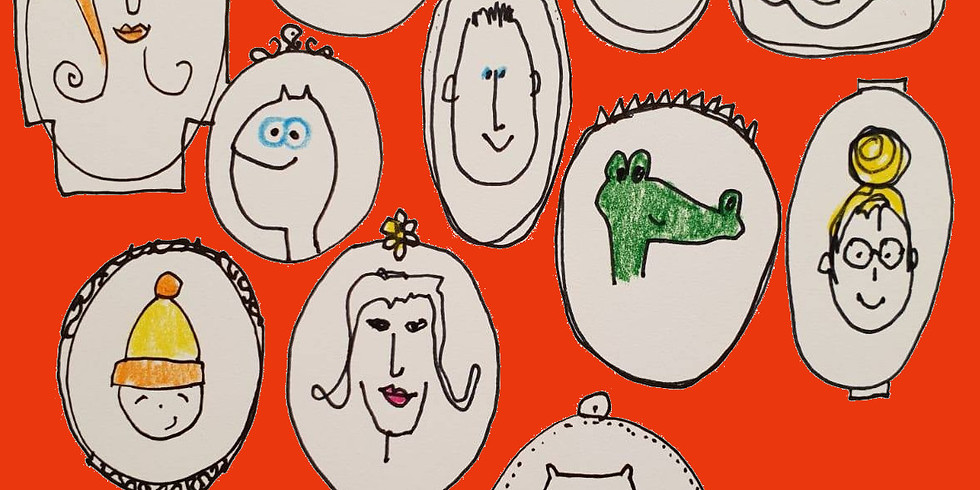 #exposition collective - collecte des oeuvres
