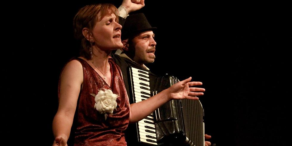 #spectacle musical - Tatiana ne chantera pas le Zoukistan