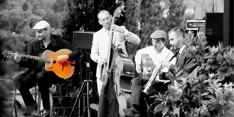 #musique, jazz manouche. Belzaii