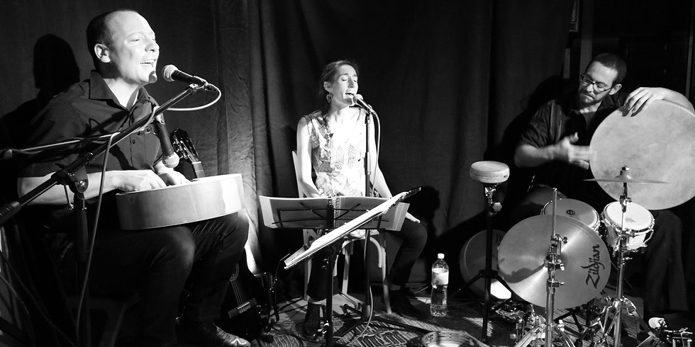 #musique du monde - Trio ORIKI