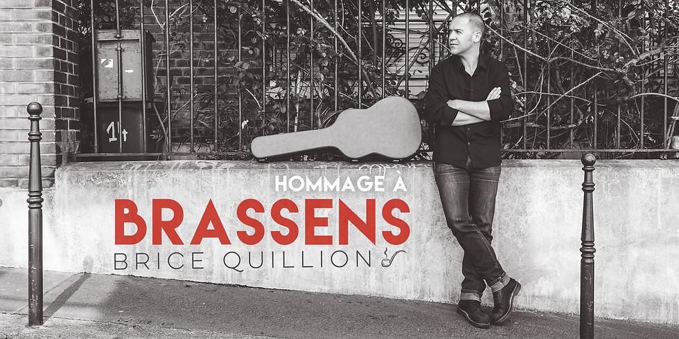 """#musique - Brice Quillion """"Georges, les autres et moi"""""""