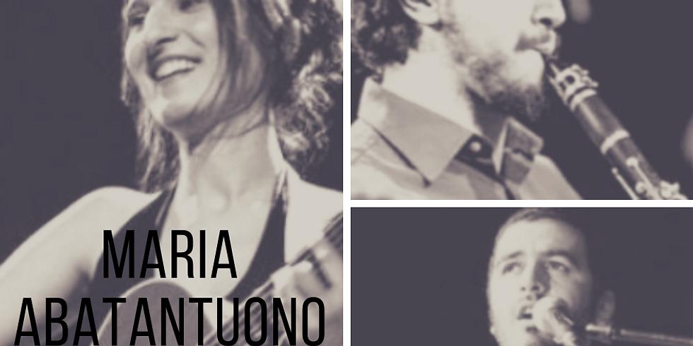 #musique - Maria Abatantuono trio