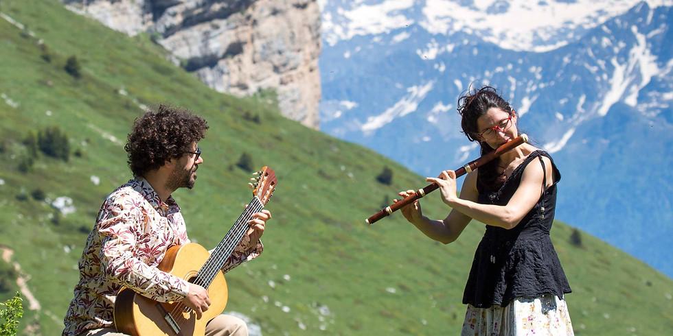 #musique Duo des bois