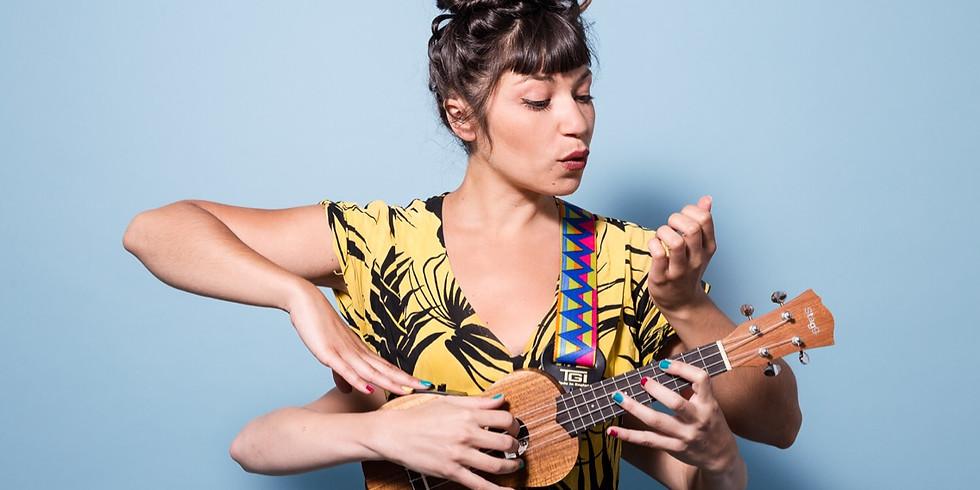 #musique Flora Seigle- chansons loufoques