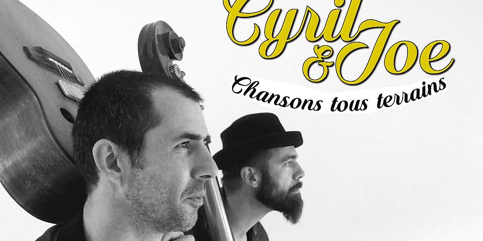 #musique Cyril et Joe