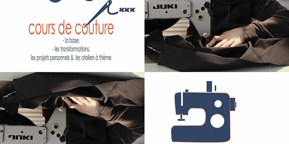 #atelier DIY couture