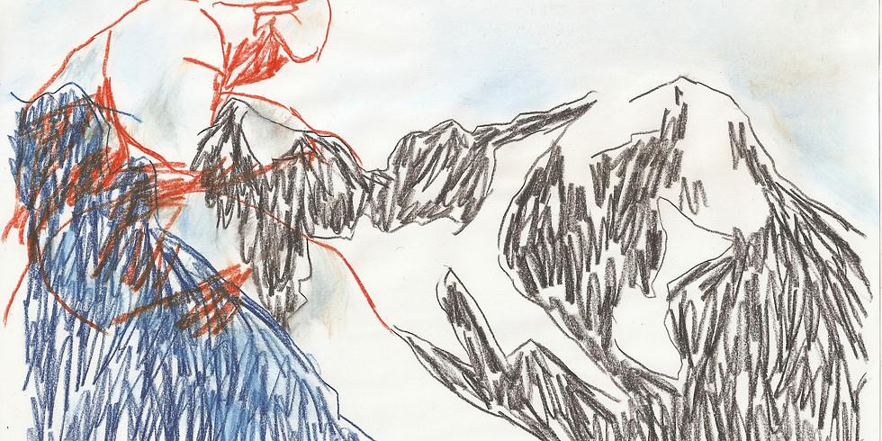 """#expo - Christophe Galleron - """"Portrait d'un glacier"""""""