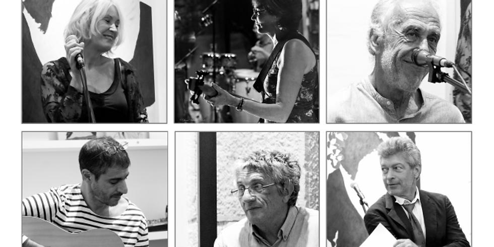 #musique- Barbara, Brassens, Vian, Ferré... et d'autres