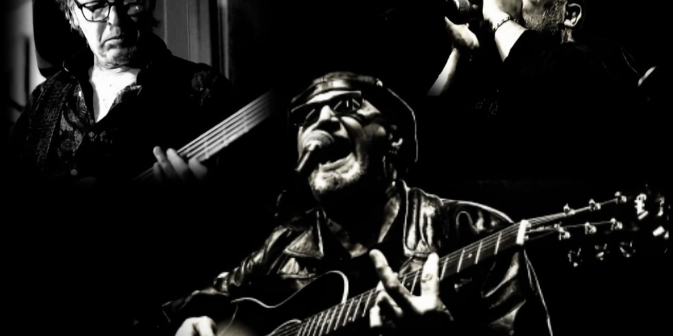 #musique Cincinnati Slim & the Headhunters