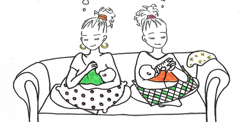 #conférence gesticulée - Mon lait mon corps et moi.