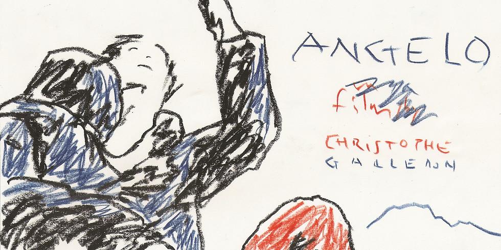 #film d'animation-débat - ANGELO de christophe galleron