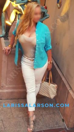 Beverly Hills Escort Larissa Larson