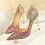 Thumbnail: Almost Jimmy Choo Sexy Glitter Heels