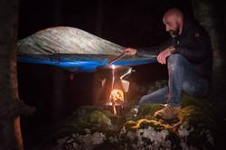 tree tent tentsile italia tenda da campeggio escursioni natura per 2 persone liberta tenda sospesa p