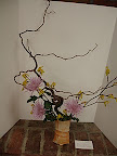 Ikebana style design
