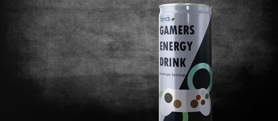 Gamers | Nootropic Energy Drinks