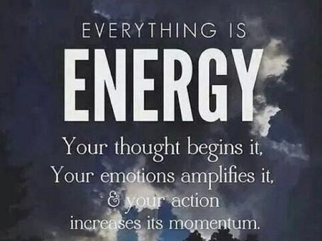 ⭐️✨⭐️ Energy ⭐️✨⭐️