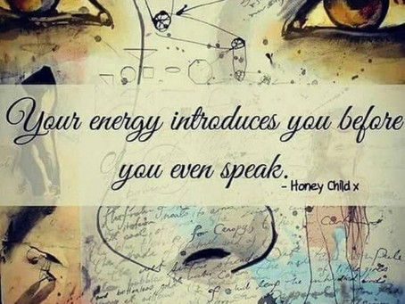 ✨⭐️ Energy 🌸🌼