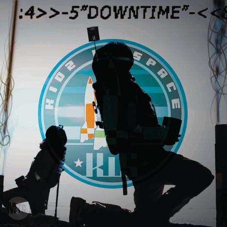 Kidz In Sapce - Downtime [Single].jpg